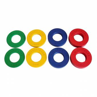 Olympic Fractional Plates (KG)