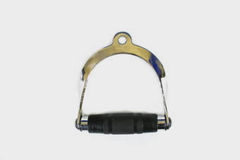 Single Cable Handle w/ Rubber Ergo Grip