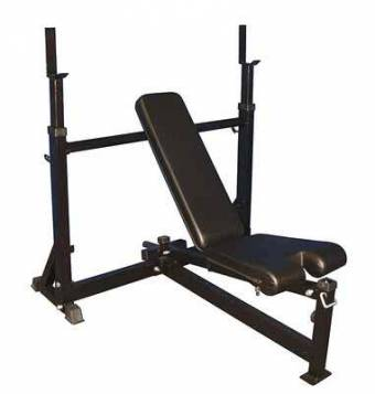 Olympic Decline Incline Bench