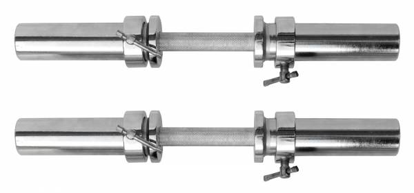Olympic Dumbbell Handle w/ Olympic Training Collar