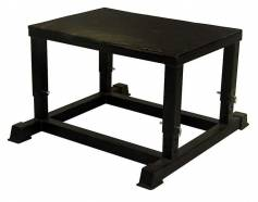 Adjustable Plyometric Platform Box
