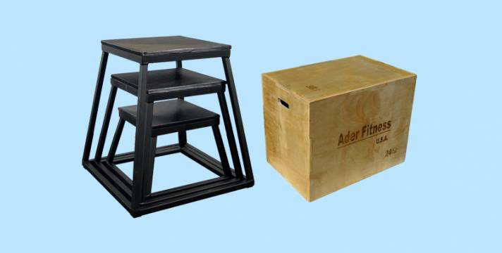 Plyometric Platform Boxes